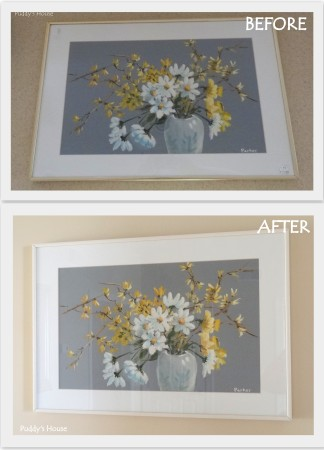 Spraypaint Love - Frame before and after