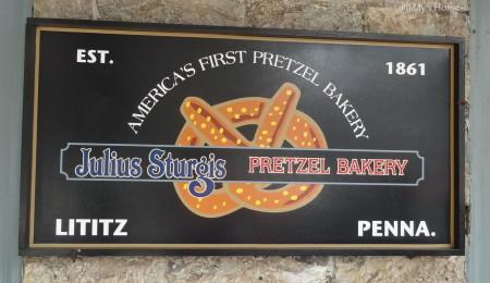 Sturgis Pretzels - Julius Sturgis est 1861