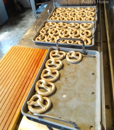 Sturgis Pretzels - soft pretzels ready to bake
