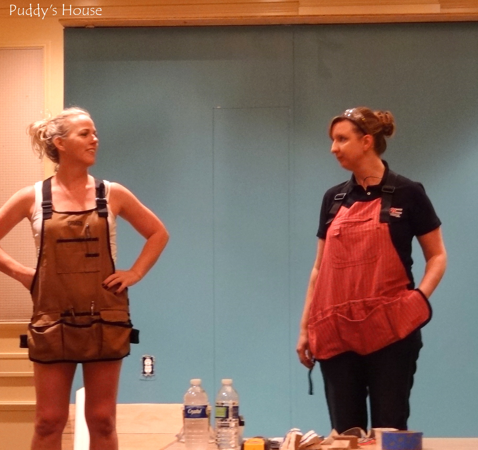 Haven 2013 - Sawdust Girl and Pretty Handy Girl