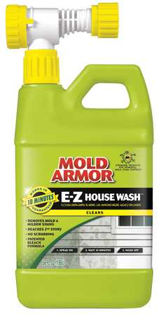 Pressure washing - mold armor