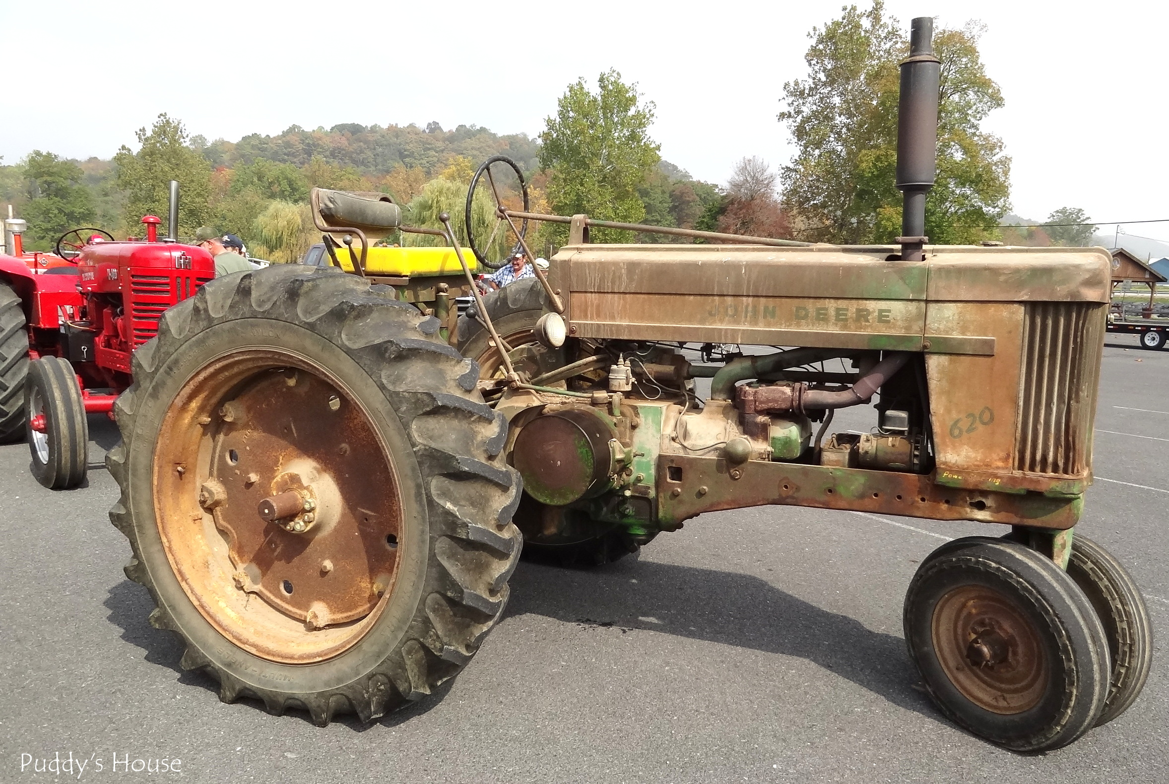 Oldest Antique Tractors : Annual tractor ride edition puddy s house