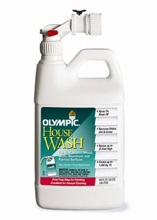 pressure washing - olympic house wash-001