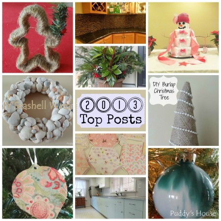 2013 top posts at Puddy's House