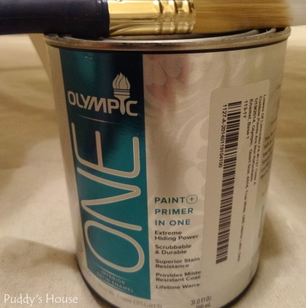 Ugly to Pretty - Olympic One paint