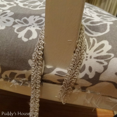 Ugly to Pretty - adding trim