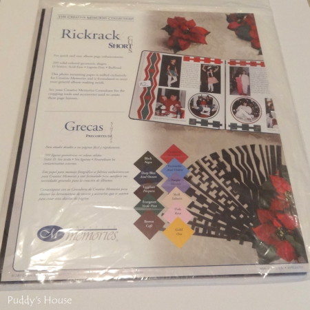 Lancaster Creative Reuse -scrapbooking purchase