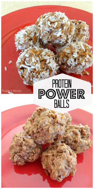 Protein Power Balls header