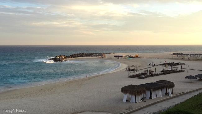 Cabo - Hilton beach