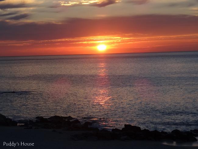 Cabo - sunrise