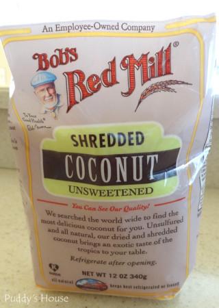 Protein Balls - coconut