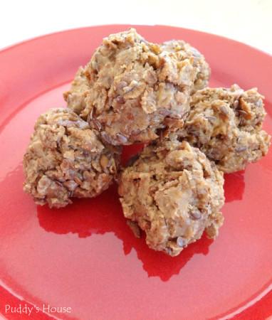 Protein Balls - complete no coconut