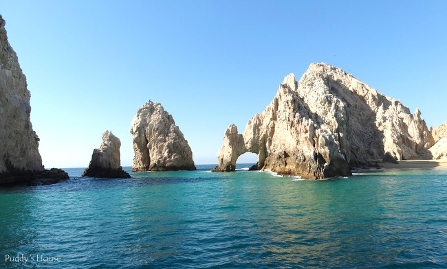 cabo - arch by lovers beach