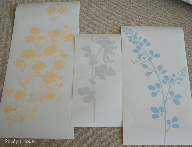 Wallternatives - floral decals