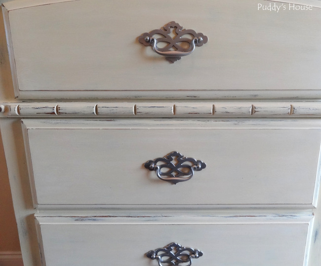 chalk paint dresser makeover 4