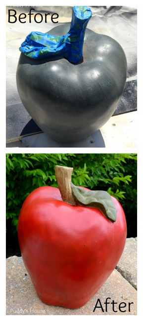 Apple Before and After