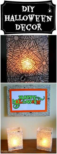 DIY Halloween Decor Header