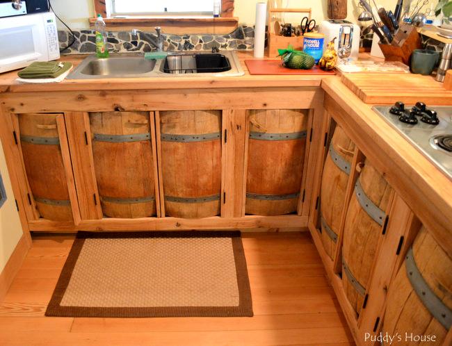 Finger Lakes - cottage kitchen