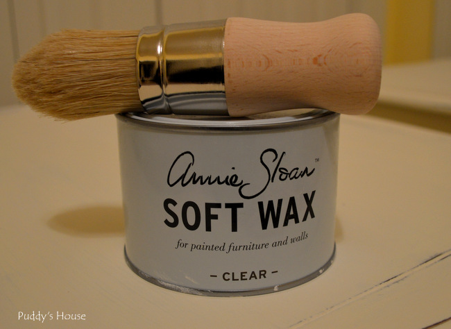 Chalk Paint Nightsands - Wax and Brush