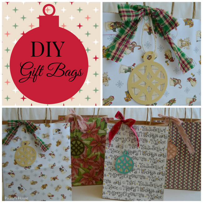 1-DIY Gift Bags collage