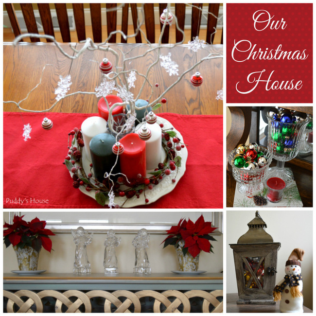 It's Almost Christmas – 2014 House Tour