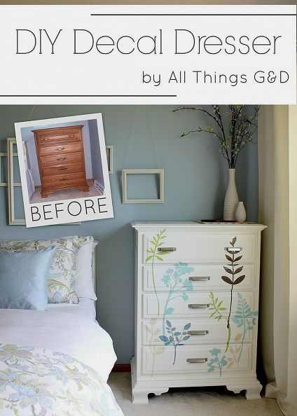 All Things G&D Guestroom