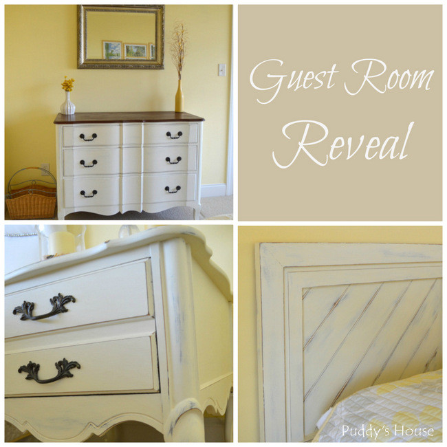 Guest Room Reveal