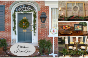 1-Christmas Home Tour